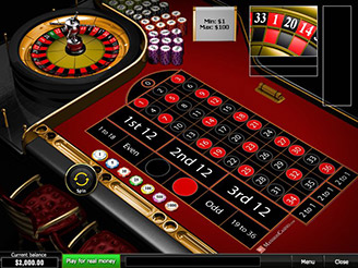 online gambling casino european roulette play
