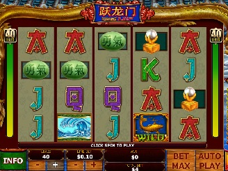 Play Fortune Jump Slot at Casino.com UK