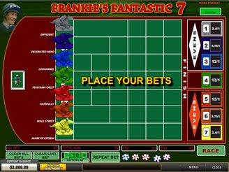 Play Frankie's Fantastic 7 Arcade Game at Casino.com UK