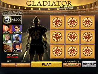 Play Gladiator Slots Online at Casino.com NZ