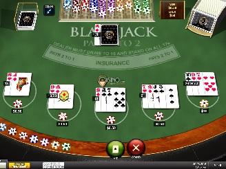 Play Blackjack Peek Online at Casino.com Australia
