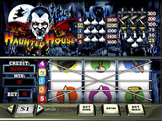 Play Haunted House Slots Online at Casino.com Canada