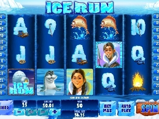 Play Ice Run Slot at Casino.com UK