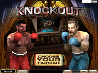 Play Knockout Arcade Games Online at Casino.com Australia