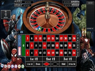 Play European Roulette Online at Casino.com NZ