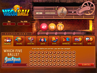 Play MegaBall Arcade Game Online at Casino.com Canada
