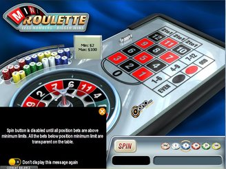 Play Mini Roulette Online at Casino.com India