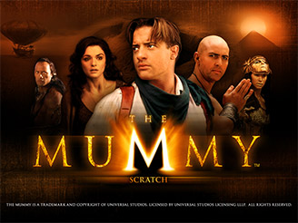 Play The Mummy Scratch Online at Casino.com South Africa