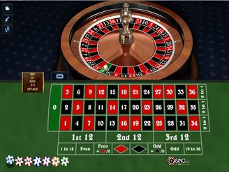 Play Video Roulette Online at Casino.com India