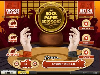 Play Rock Paper Scissors Arcade Game Online at Casino.com Canada
