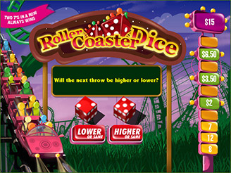Play Rollercoaster Dice Arcade Game Online at Casino.com Canada