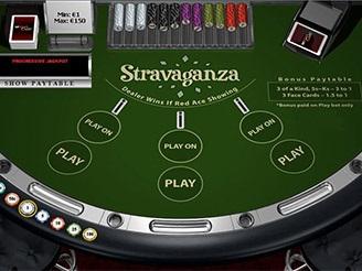Play Stravaganza Blackjack Online