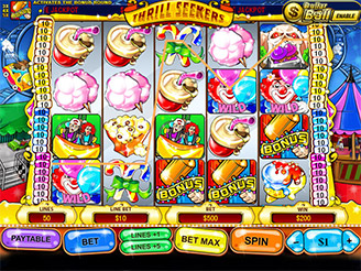 Thrill Seekers Slots