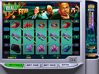 Wall Street Fever Slots